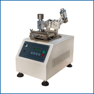 ISO 20344 Leather Abrasion Tester GT-KC01-2