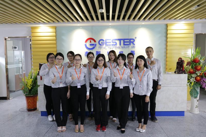 gester Sales Team