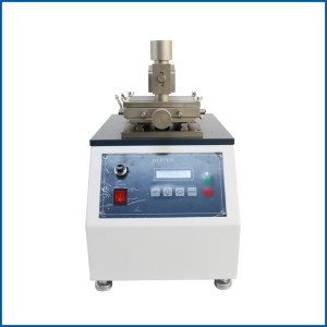 IULTCS & Veslic Leather Abrasion Tester GT-KC01-1