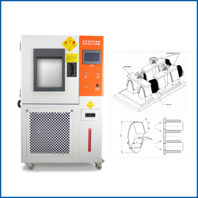 ISO20344 Hydrolisis Tester & Water Vapour Permeability Tester GT-KD06