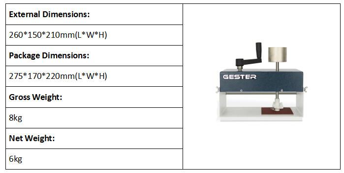 Manual AATCC Rotary Vertical  Crockmeter