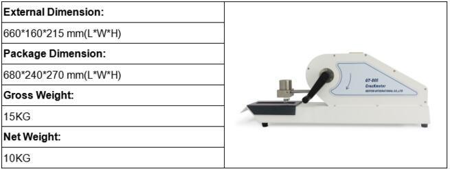 Crockmeter/Rubbing Fastness Tester