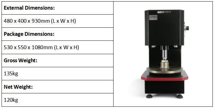 Pneumatic Sample Press