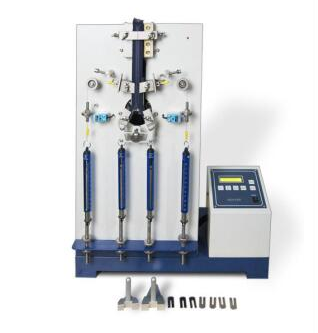 Automatic counting Zipper tester