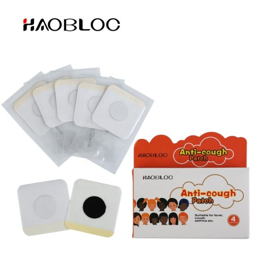 Direct Factory Haobloc Wheezing Anti-cough Patch Wholesale