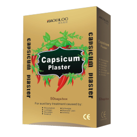 Alibaba online shopping porous capsicum plaster for back pain