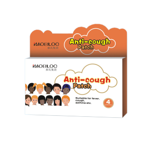 Anti-cough Patch
