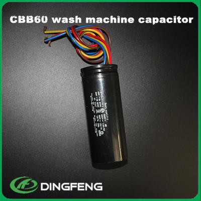 Precios lavadora condensador condensador de arranque del motor 2 pins hechas en china