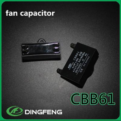 CBB61 condensador 2.5 uf 400 v 3.5 uf condensador cuadrado