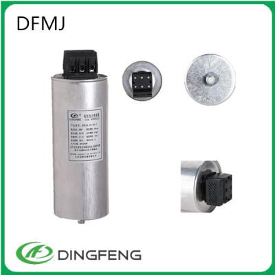 Condensador de película 334 k shunt de bajo voltaje del factor de potencia