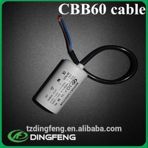150 uf condensador audio 450wv capacitor cbb60 condensador del motor 250 v 50-60 hz