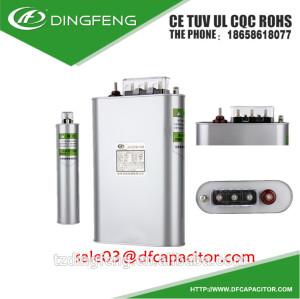 Alta capacidad del condensador 0.4 condensador de potencia bsmj kvseries