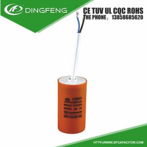 Taizhou dingfeng cbb60 80 uf 250vac condensador de ultra precio