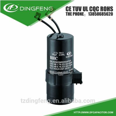 Estilo cd60 condensador cl21 225j 250 v equivalente a 225 k