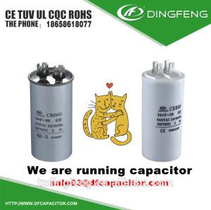 Condensador cbb60 16 uf 250 v ac motorreductor con cbb65
