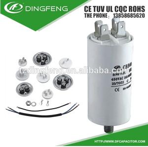 150 uf condensadores de tantalio polaridad 450wv