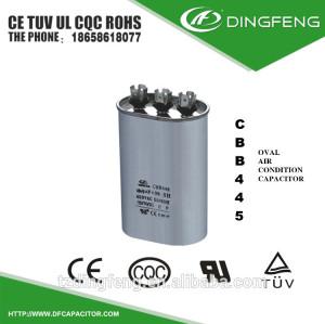 Cbb65 condensador lavadora condensador de precios en china