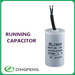 Condensador condensador 103j 630 v fluido bomba accionada