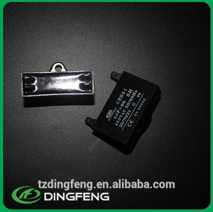 Pernos de aluminio Ventilador Condensador CBB61 1.2 uf