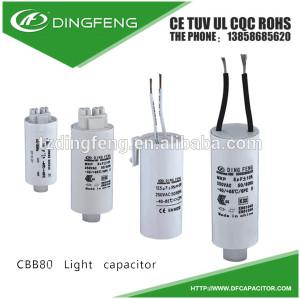 Cbb80 ac running capacitor 334j 400 v