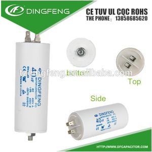 Condensador para air conditioner condensador refrigerado por agua