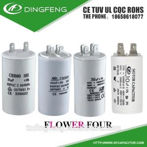 Fabrica hacer sh condensador dingfeng con condensador de película 205j 400 v