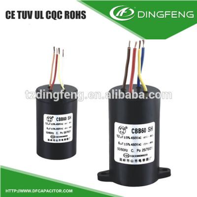 Diagrama de cableado eléctrico condensador electrolítico 400 v
