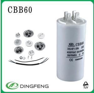 35mf condensador ac running 500vac condensador cbb60