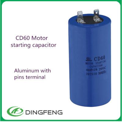 Refrigerador condensador monofásica condensador de arranque del motor 1.5kw 220 v