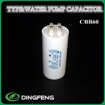 Polipropileno condensador 400 v 82 uf condensador electrolítico