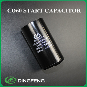 Compresor de aire y motores eléctricos condensador de arranque