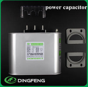 BSMJ0.23-8-3 cuadrado corrección del factor de potencia condensador