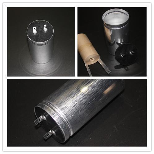 Dingfeng fábrica condensador 400 v 82 uf condensador electrolítico