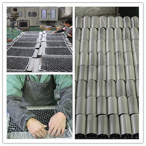 Caso para el refrigerador condensador 420 v 120 uf condensador gris