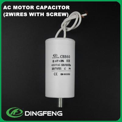 12 uf condensador tiene un tipo es el condensador tornillo terminal