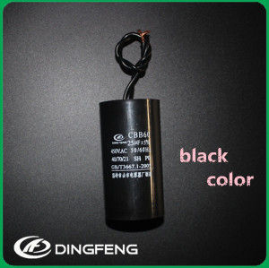 Polyester film capacitor 12 uf condensador 450 v 40 uf condensador