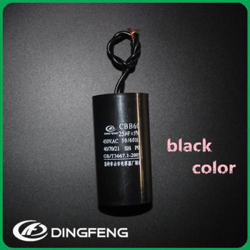 Cbb60 450 v 27/70/21 50/60 hz en marcha condensador 10 uf condensador