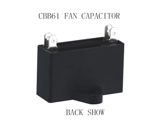 Cbb61 350 v arranque del ventilador del condensador cbb61 condensador del ventilador 300vac
