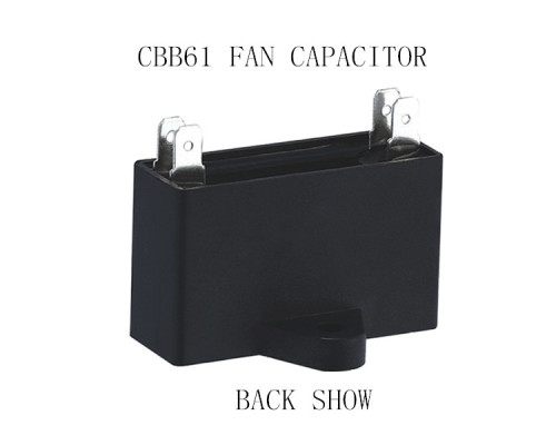 Cbb61 1 uf 450vac condensador en taizhou condensador 2.5