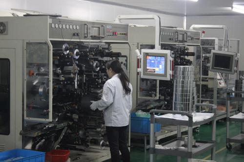 3 uf 450vac ventilador del condensador CBB61 condensador del motor de ca cableado