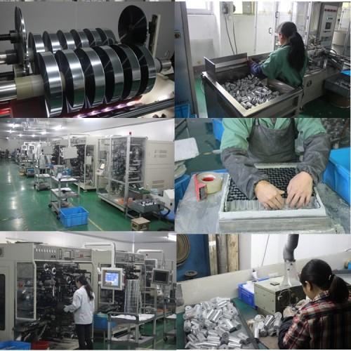 Iluminación iluminación de aluminio condensador condensador cbb61 370vac es cbb80