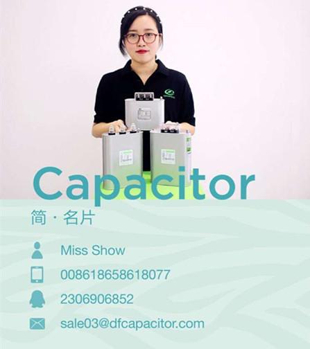 Baquelita negro caso con soporte de aluminio 700f condensador