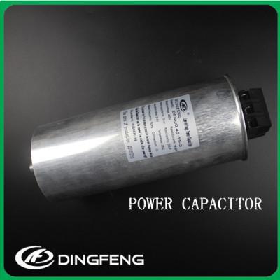 Tres línea de fase condensador condensadores de corrección del factor de potencia