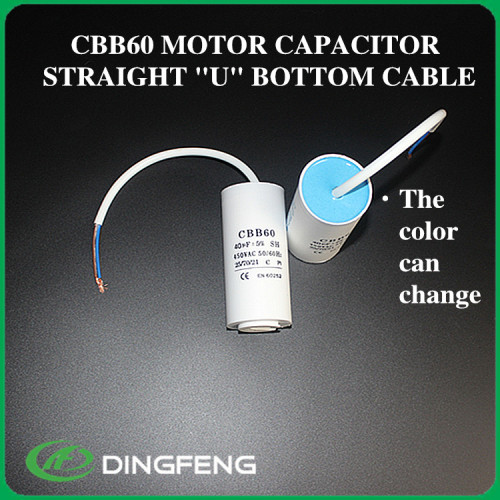 Ac cbb60 condensador 250vac 50/60 hz 25/70/21 condensador 10u
