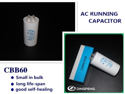20mf capacitor condensador del motor de ca running 2hp monofásico