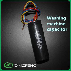 Motor de la máquina de polipropileno condensador CBB60 4 cables washine