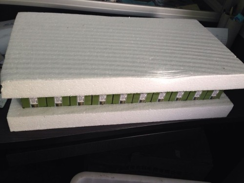 A prueba de explosiones las partes del refrigerador del condensador del motor condensador