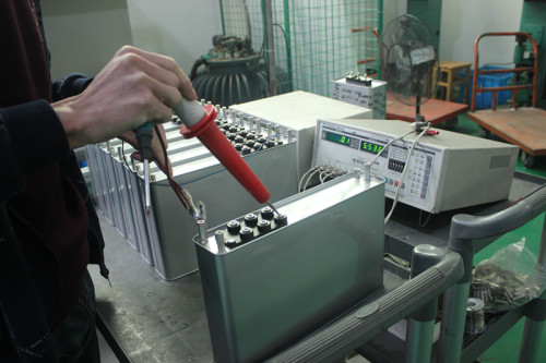 415 v 12 kvar derivación condensador condensador de energía cilíndrico