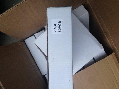 Condensador para el ventilador de techo 220 v también cbb61 450vac 4 uf