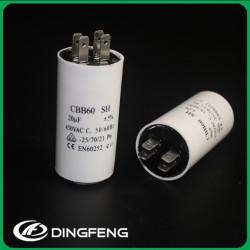 5 uf cbb60 50/60 hz 450 v 27/70/21 running sh condensador